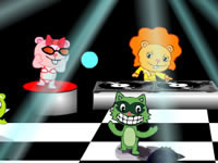 happy tree friends spiele