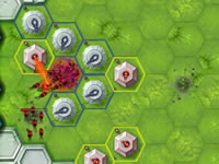 Hexagon Planet