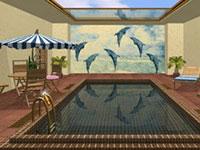 Pool Cocktail Escape