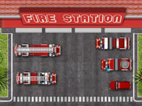 Fire Trucks Driver