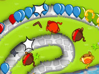 Game: Bloons Tower Defense 5 - Free online games - GamingCloud