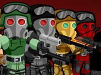 Mercenaries vs. Zombies