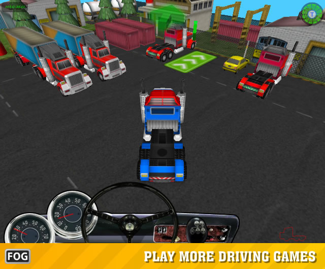 play 3d 4 wheeler games