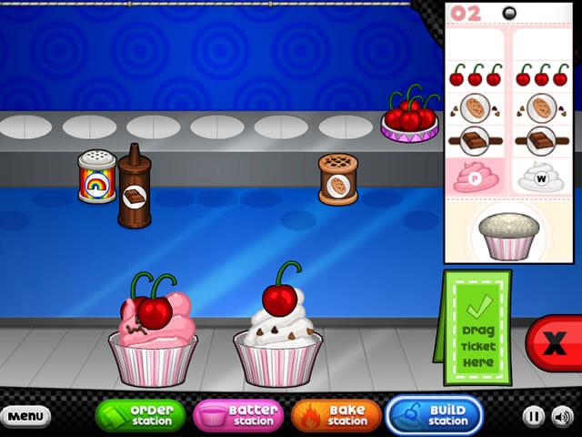 cool math papas cupcake