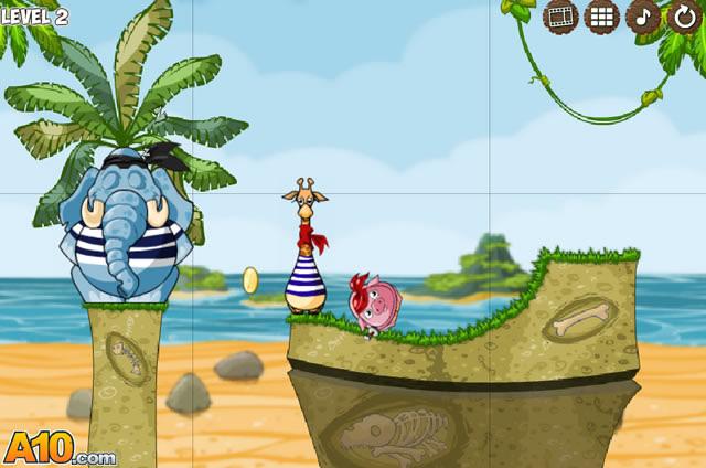Snoring 3 - Treasure Island