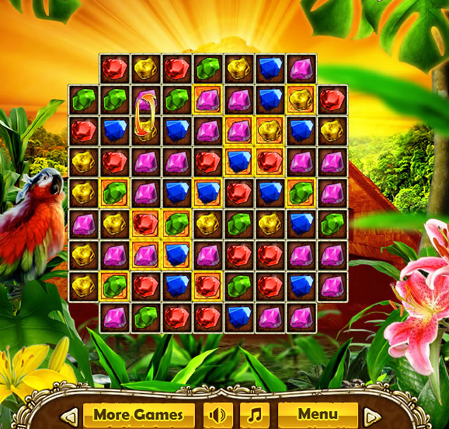 Ancient Maya Treasures - Mind games - GamingCloud