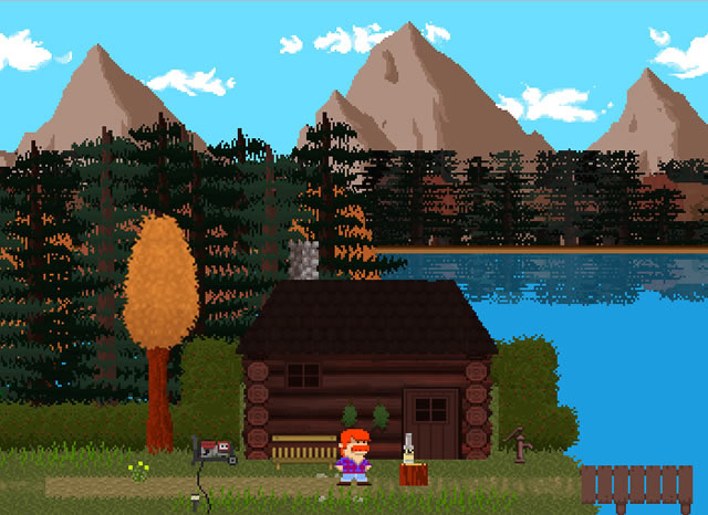 Lakeview cabin adventure games gamingcloud for Lakeview cabin download