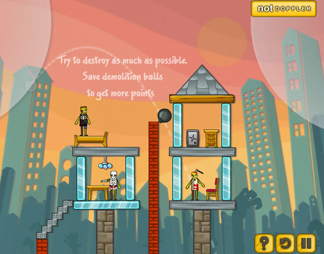 Building Demolition Game Not Doppler
