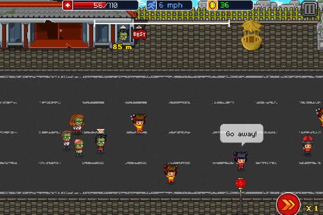 infectonator hot chase action games gamingcloud