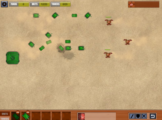 81dd298cb7084 Defeat The Aliens - Strategy games - GamingCloud