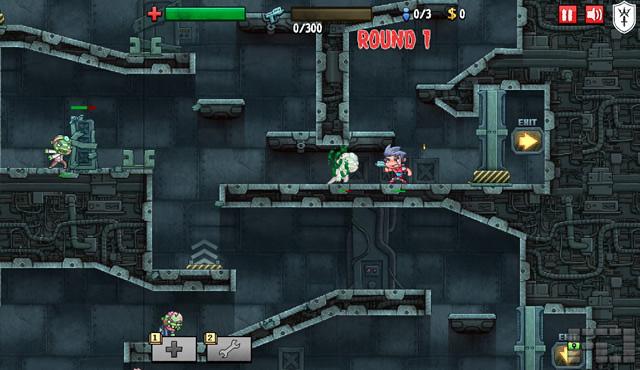 zombinsanity shootem up games gamingcloud