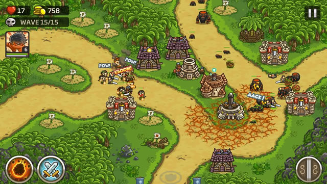 tower defense kostenlos spielen kingdom rush frontiers