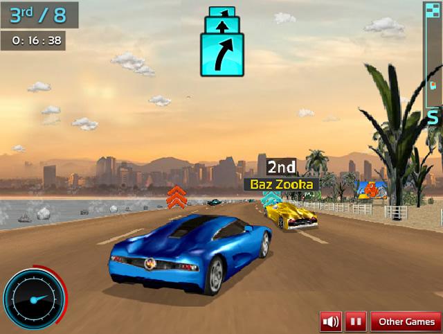 Supercar Road Trip Race Games Gamingcloud