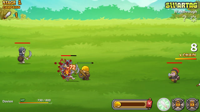Mighty Knight Fight Games Gamingcloud