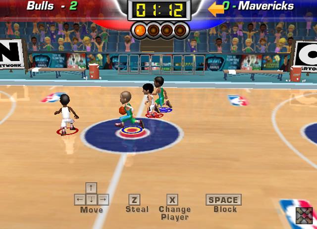 NBA Hoop Troop - Sport games - GamingCloud