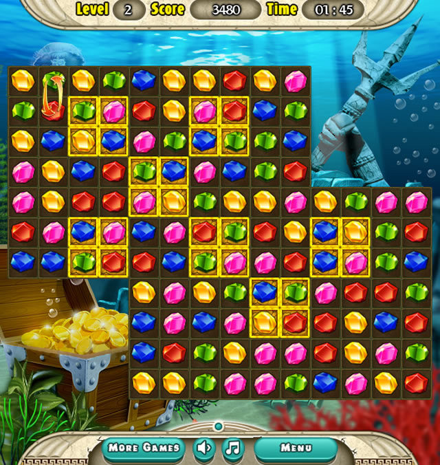 Gratis Spiele Jewels Of Atlantis
