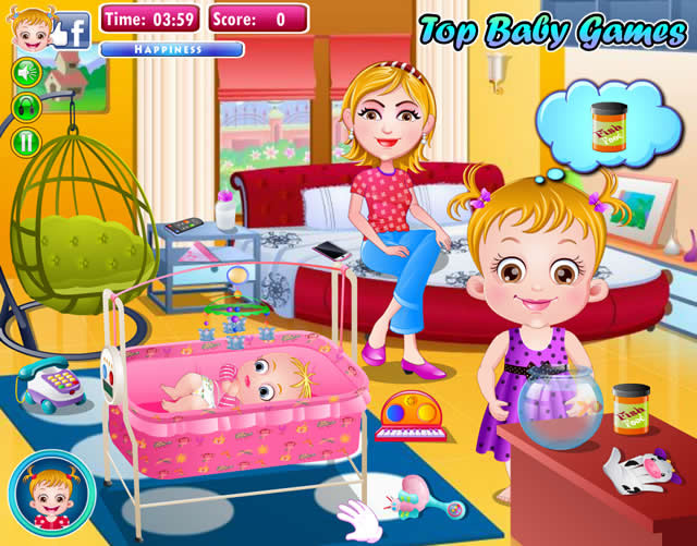 baby hazel royal bath girls games gamingcloud. Black Bedroom Furniture Sets. Home Design Ideas