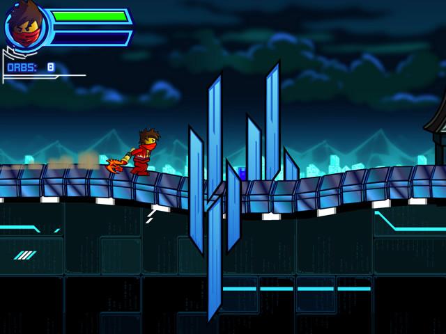 Ninjago Ninja Code - Platform games, Action games ...