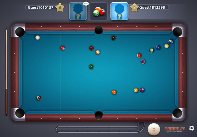8 Ball Pool Multiplayer - Sport games - GamingCloud