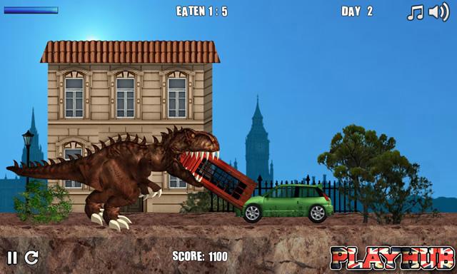 london rex game