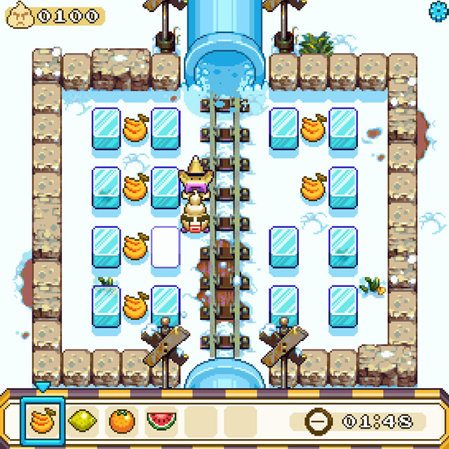 Bad Ice-Cream 3 - Arcade games - GamingCloud
