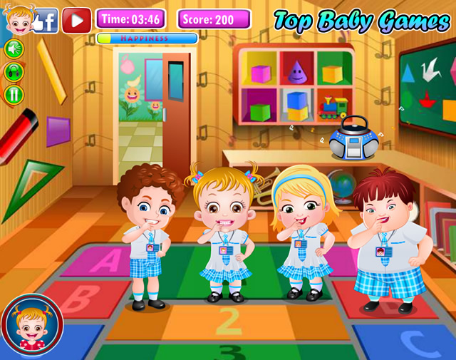 Baby Hazel Annual Day Girls Games Gamingcloud