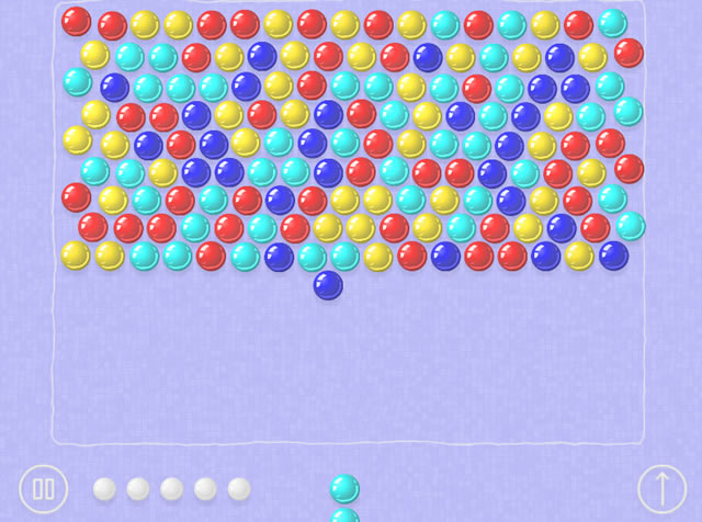 classic bubble shooter games