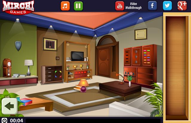 Ambient house escape adventure games gamingcloud for Minimalist house escape walkthrough