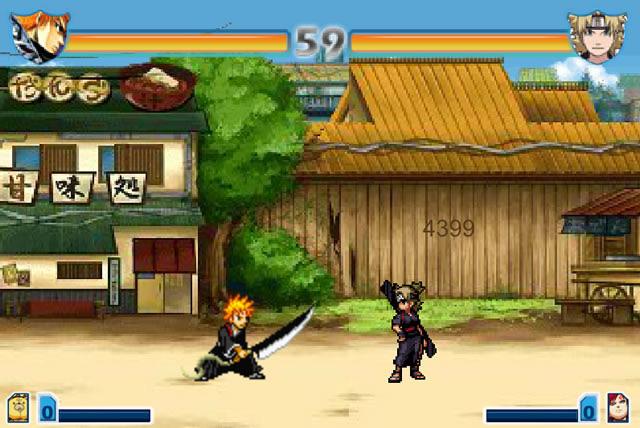 7728adb3b7cb0 Bleach Vs Naruto 2.6 - Fight games - GamingCloud