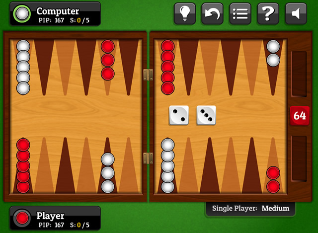 247 Backgammon - Mind games - GamingCloud