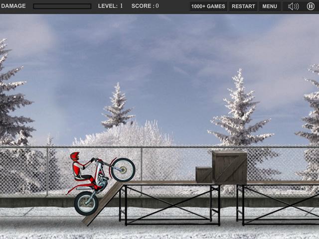 trial bike spiele