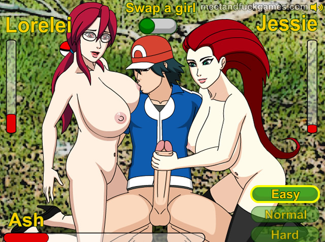 Pokemon Sex Games.com