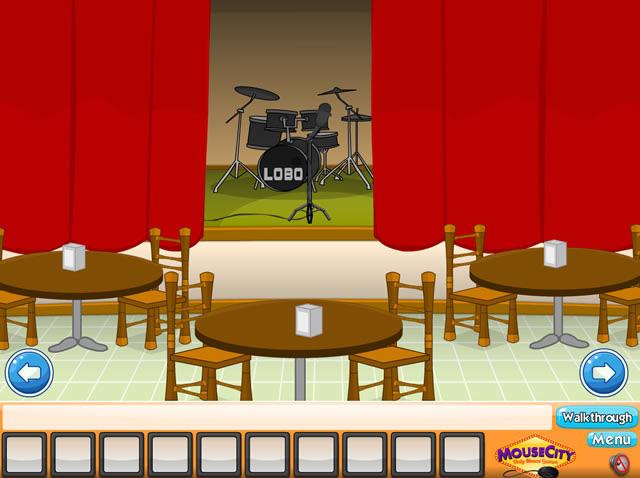 Toon Escape Coffee House Room Escape Walkthrough
