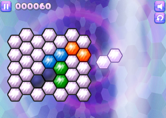 play hexagon a free online game on kongregate - 640×454