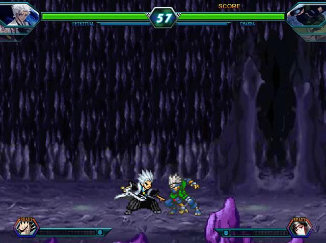 5c1c53466b9cb Bleach vs Naruto 3.2 - Fight games - GamingCloud