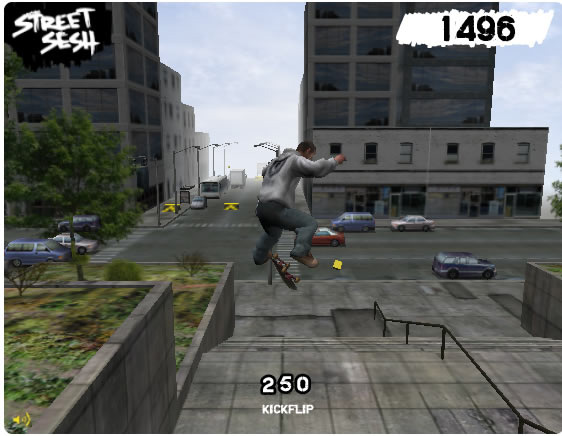 jeux street sesh pc