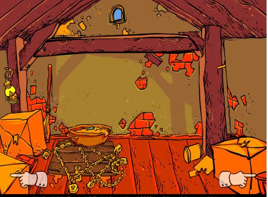 The Great Attic Escape. The Great Attic Escape   Adventure Games   GamingCloud