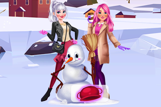 Winter Sisters: Fashion Trends