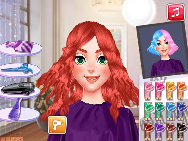 Jessie New Year #Glam Hairstyles