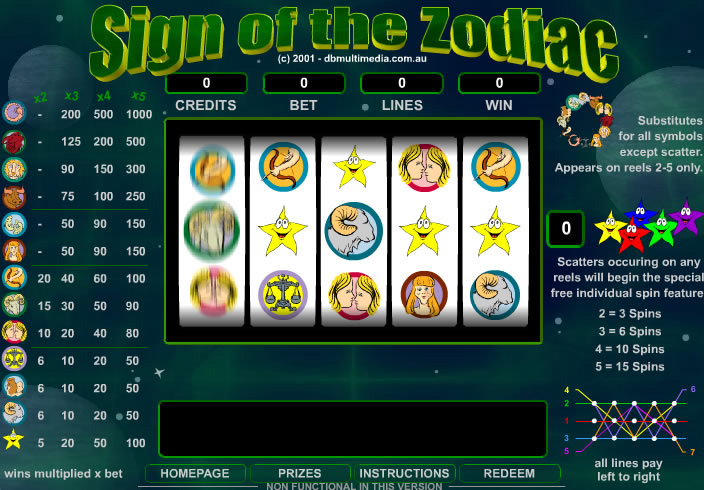 zodiac casino log in