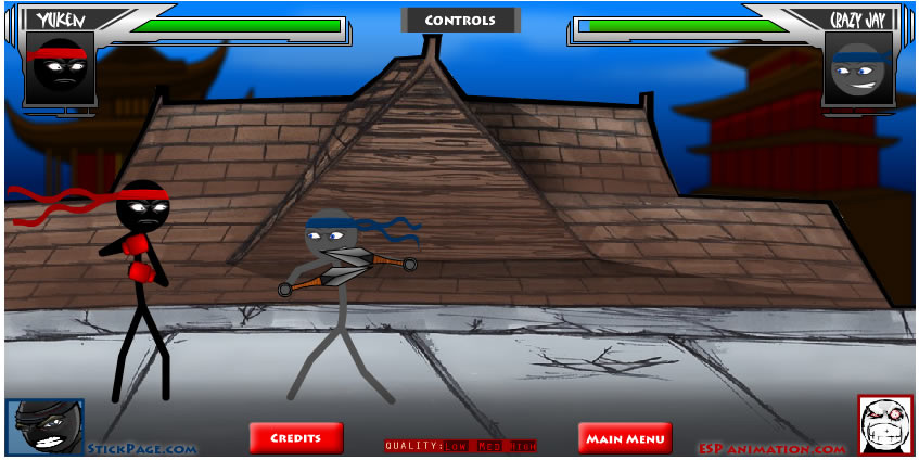 fighters rampage fight games gamingcloud