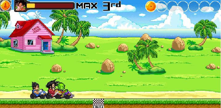 dragon ball kart race games gamingcloud