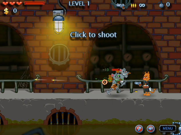 zombies mice annihilation action games gamingcloud