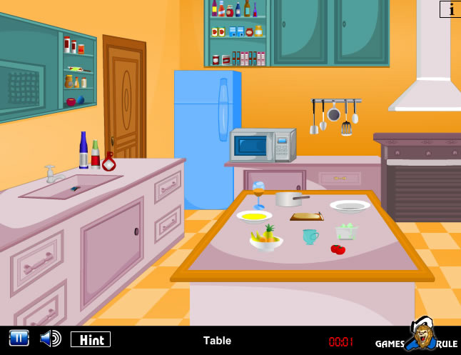 kitchen trap escape adventure games gamingcloud