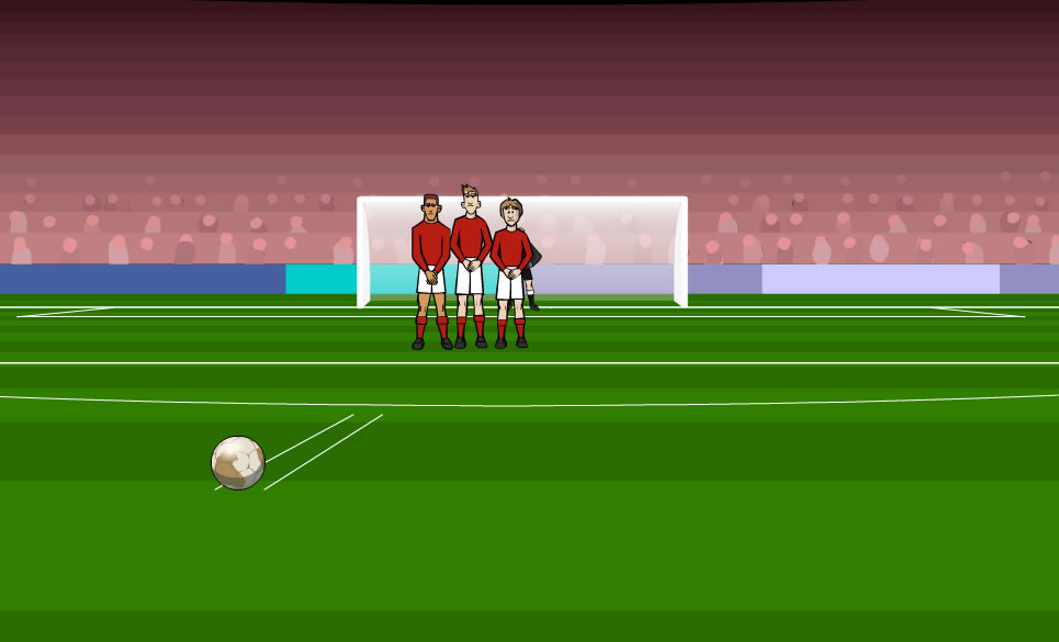 play free kick games