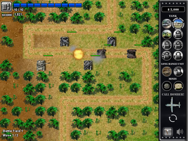 afc10aad20681 Tank Guardians - Strategy games - GamingCloud