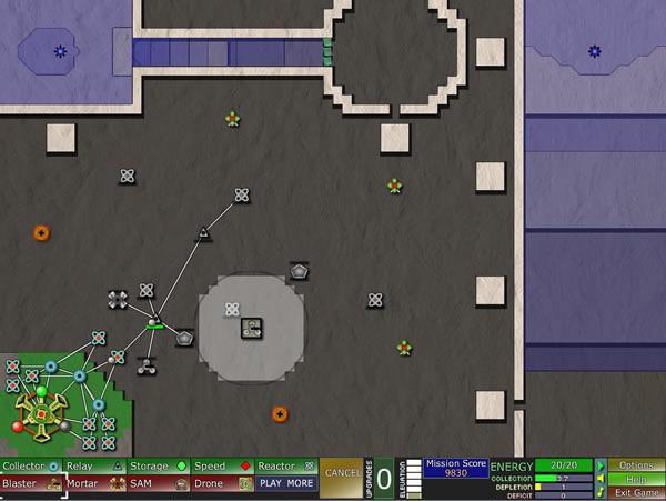 Creeper World 3 Abraxis - Play Creeper
