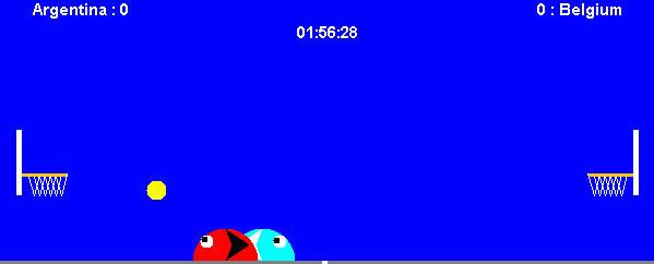 Game: Slime Basketball - Free online games - GamingCloud