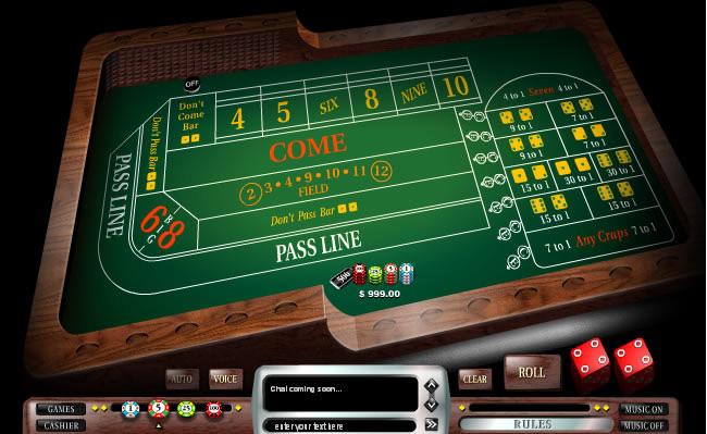best online craps casino spielgeld kostenlos
