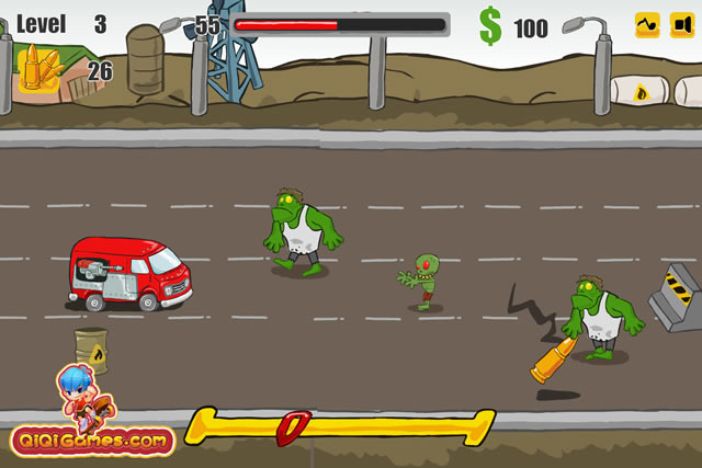 zombie rumble action games gamingcloud